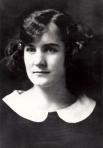 Naomi Skeen, about 1923.