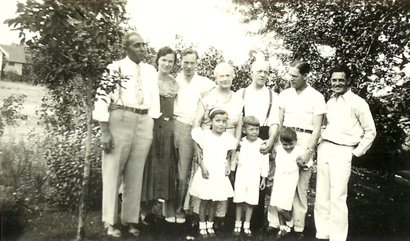 Ancestor Story – George Vickers Young, a 98 year old ex ...
