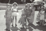 14 August 1957, Craig, Vicki, & Debbie