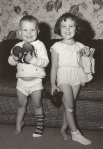 Craig & Vicki, 6 January 1955
