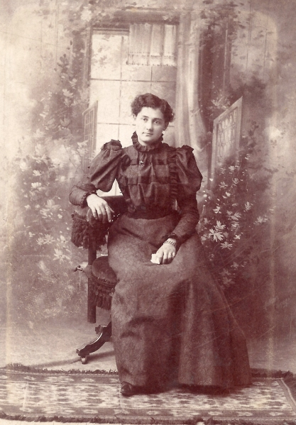 Emma Esther Jerrain
