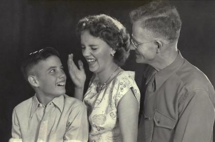 Frankie, Deane, & Frank Duval