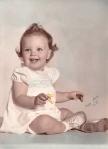 Vicki, May 1952