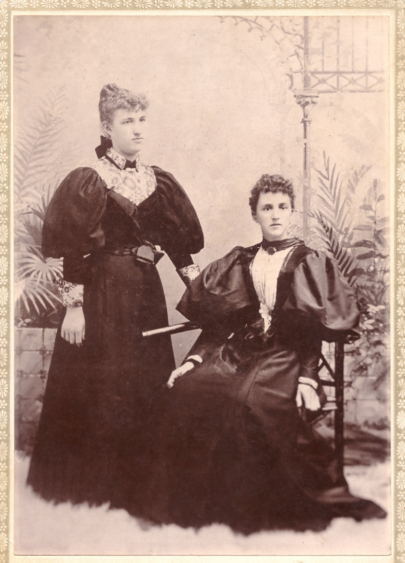 Alice Hyde & Alice Whiteley Hyde