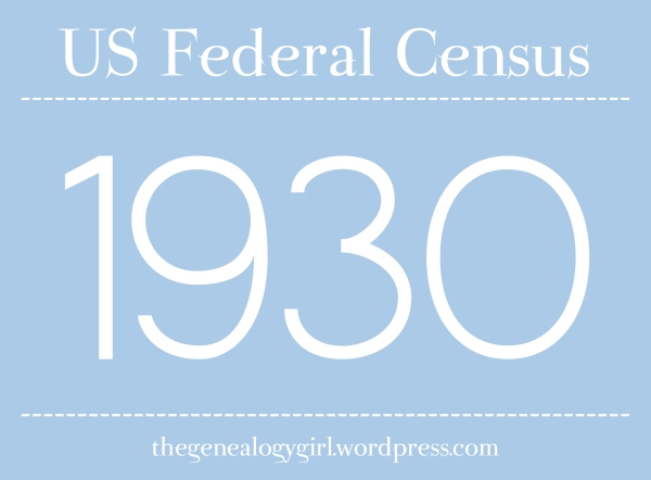 gg, US Federal Census - 1930