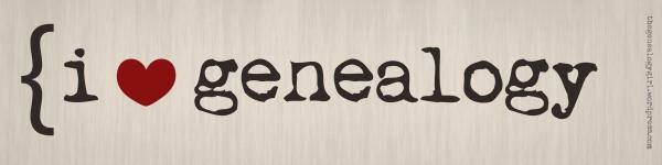 gg, i heart genealogy