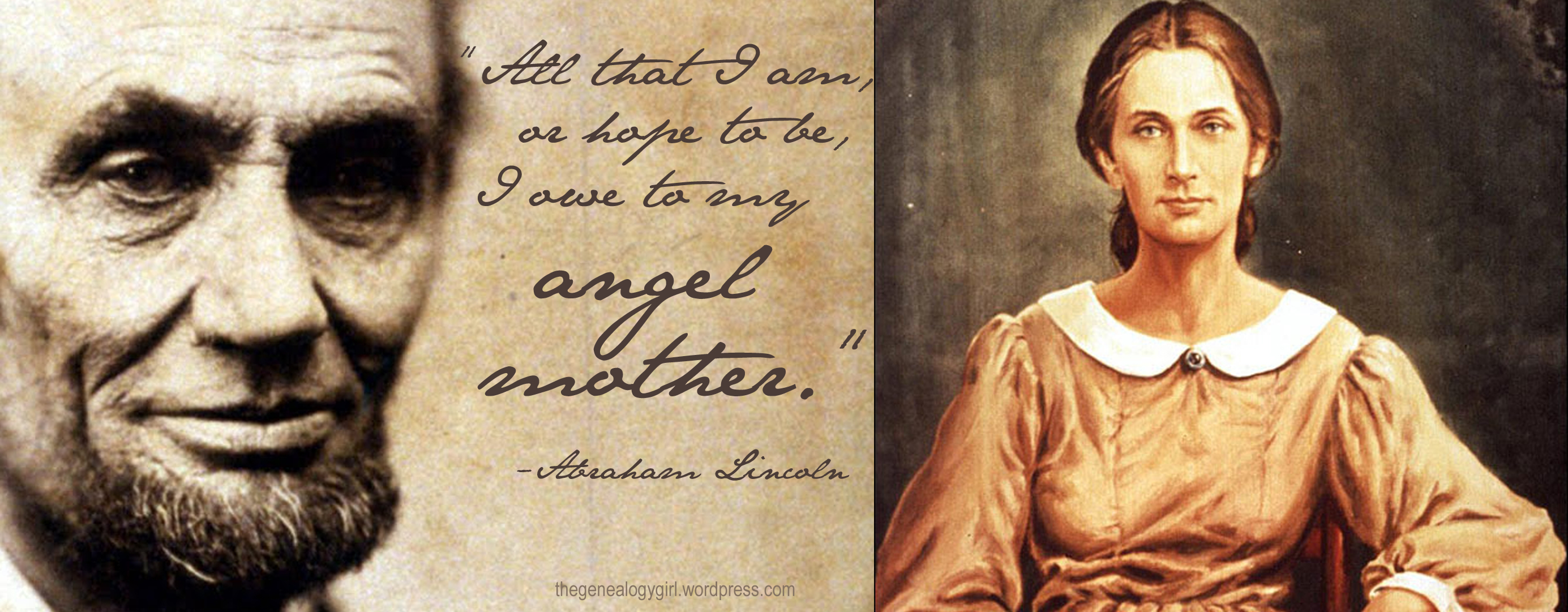 mother quotation abraham lincoln