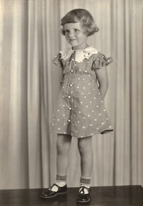 My Grandma, June 27, 1936, Great Falls Montana.