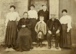 James Young & Ann Vickers Family, Scotland