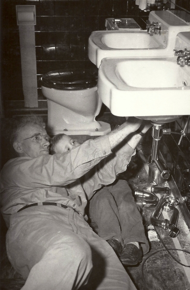 Grandpa Duval & Uncle Craig