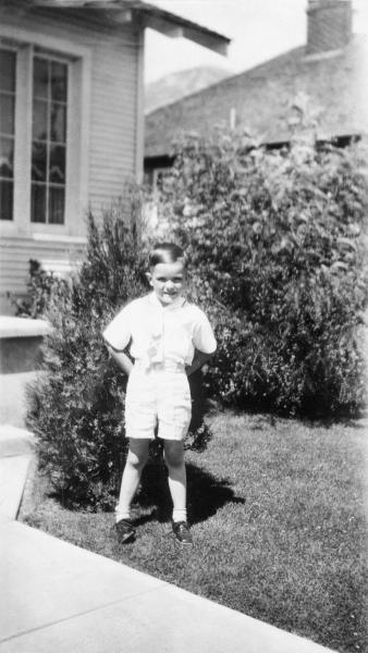 PETERSON, Ronald 1931 - b&w