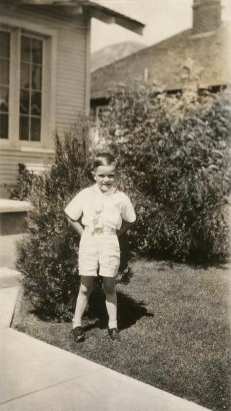 PETERSON, Ronald 1931