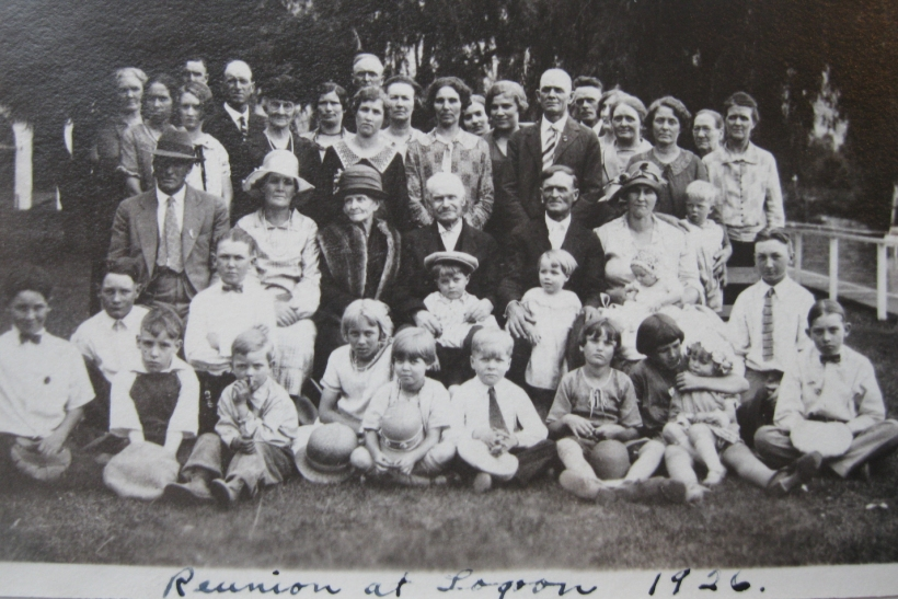 Reunion at Lagoon 1926