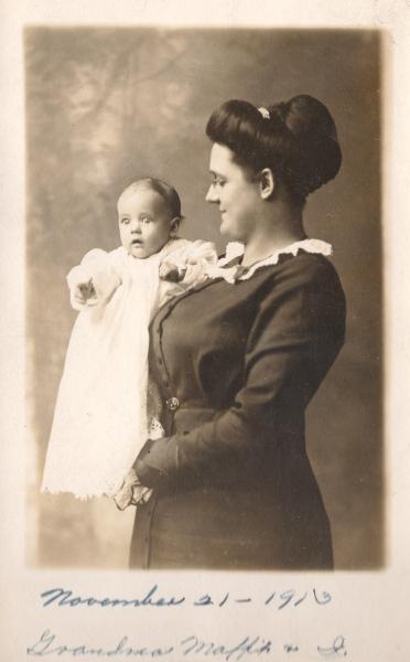 Grandma Maffit & Hope Estelle Maffit