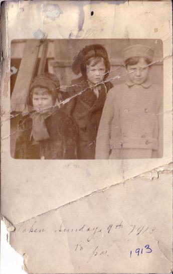Hilan, Orval & Maynard Maffit, 1913