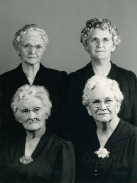 CHENEY, four sisters