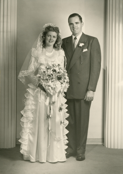 PETERSON, Ronald Skeen & Mary Margaret Ellis, 27 June 1949